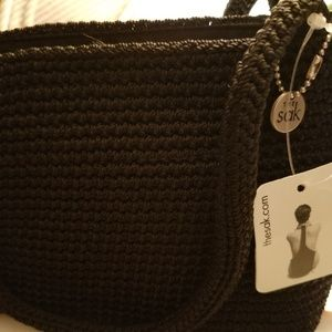 The Sak Bags - The Sak mini crocheted purse